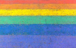 Rainbow Sidewalk