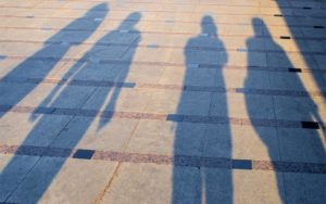 The Shadows of Friends