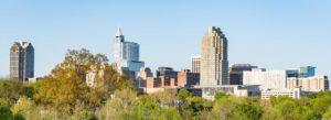 SEE NC Raleigh Skyline