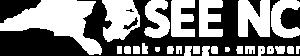 SEE NC Site Logo White