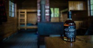 SEENC - Mental Illness - Substance Abuse Whiskey Bottle